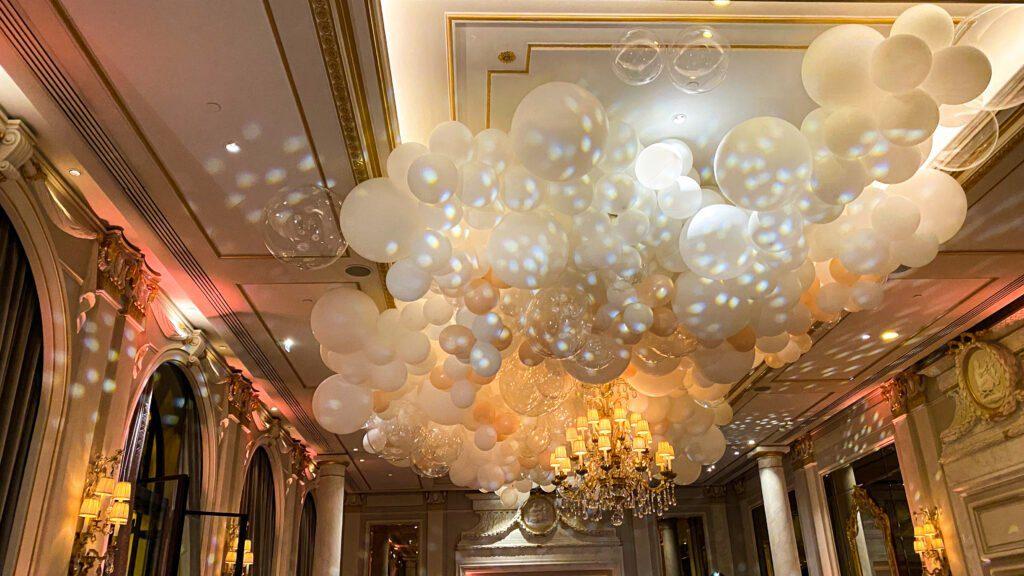 флористика и декор в париже