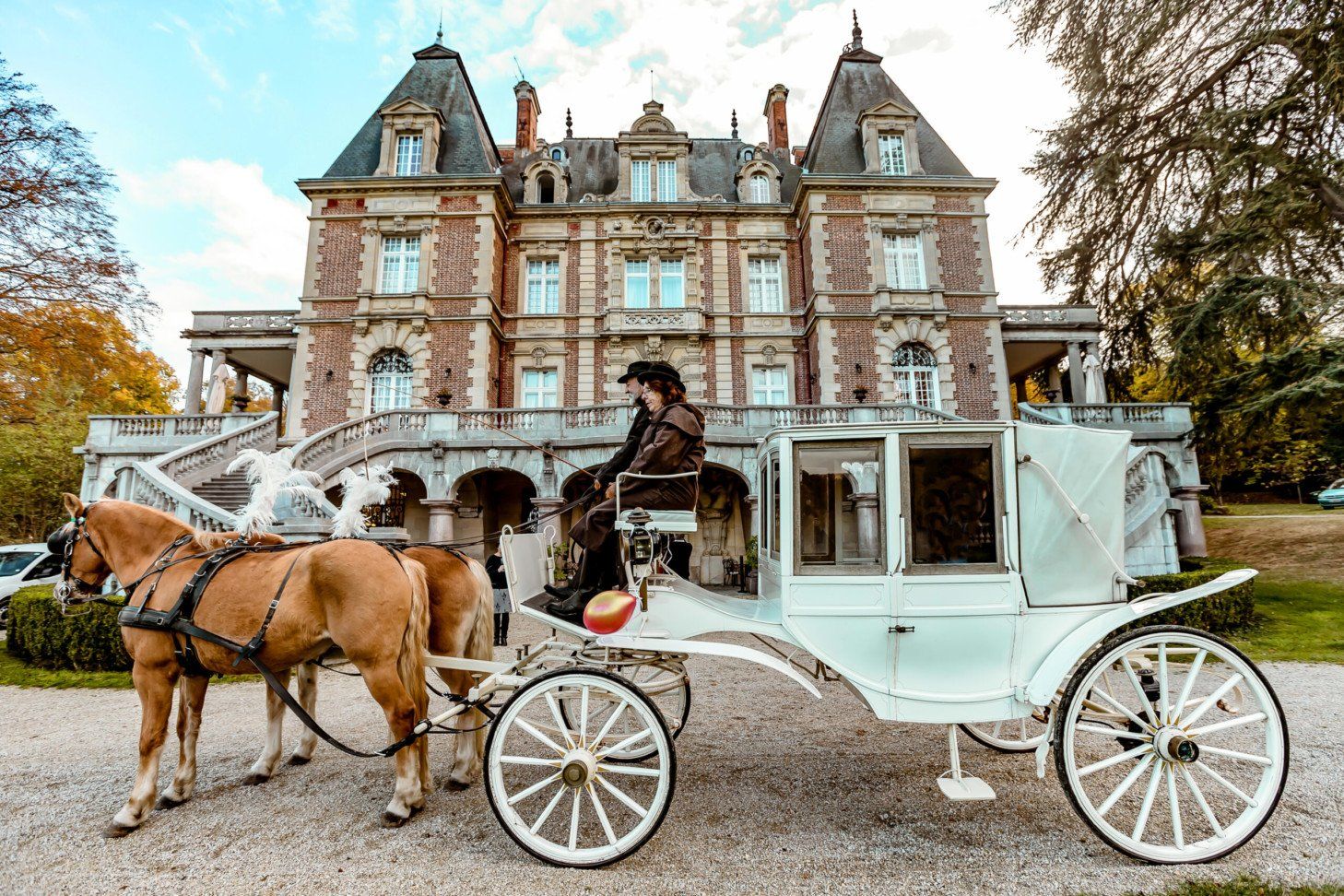 Wedding inspiration from a french chateau